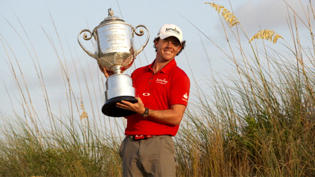 Rory sets record