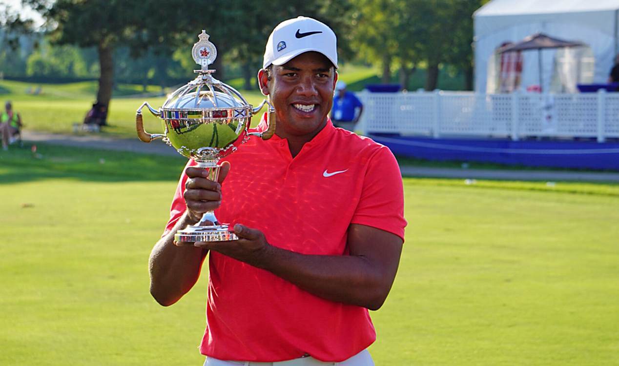 Champion S Wall Jhonattan Vegas Rbc Canadian Open