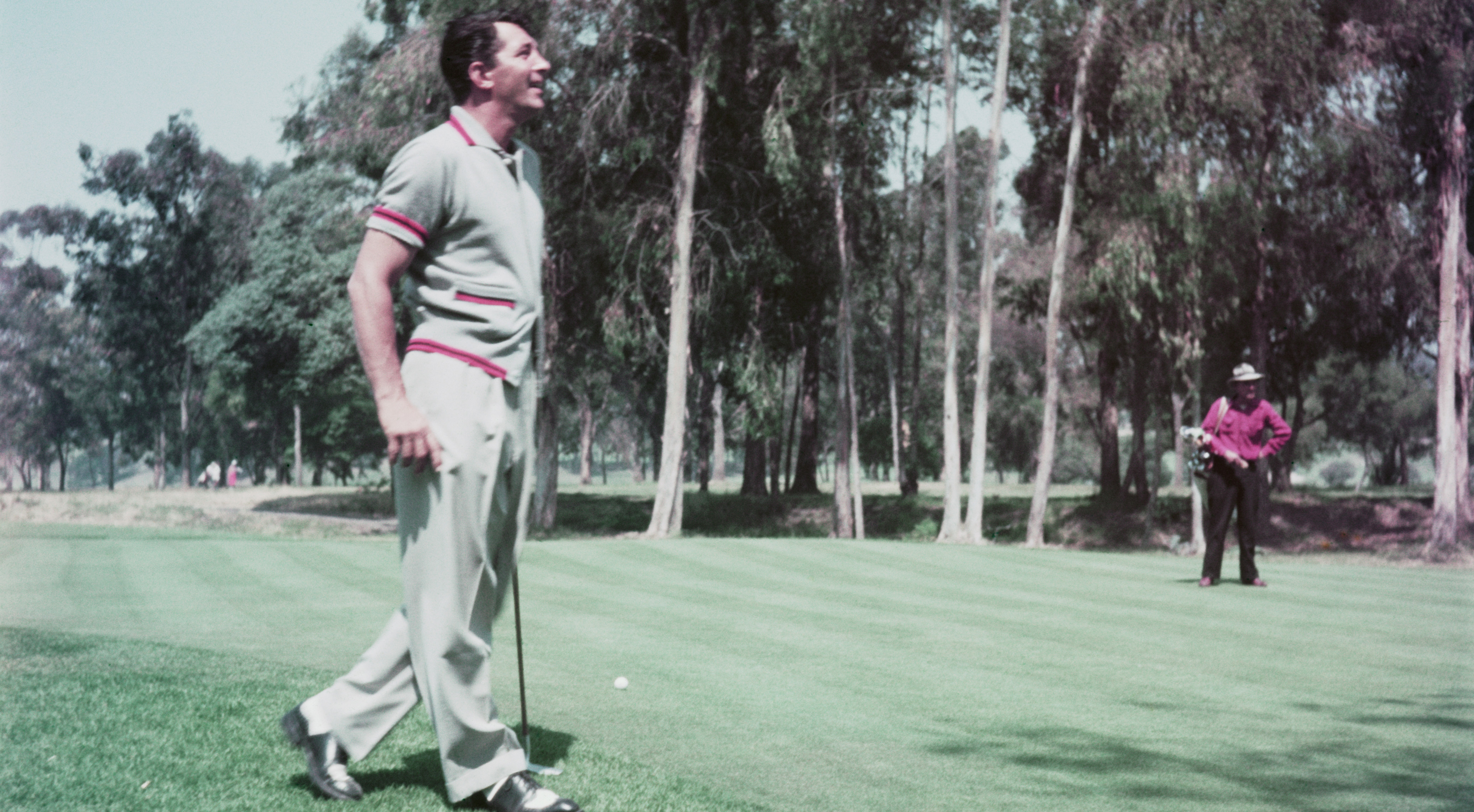 Golf tales from old Hollywood on