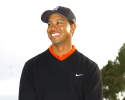 Tiger Woods became the first player in Buick Invitational history to capture five tournament titles when he won the 2007 event by two strokes over Charles Howell III.  (Photo by Steve Grayson/Getty Images)