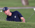 HONOLULU, HI - JANUARY 10:  Matt Kuchar chips onto the 13th hole green during the first round of the Sony Open in Hawaii at Waialae Country Club on January 10, 2013 in Honolulu, Hawaii.  (Photo by Christian Petersen/Getty Images)