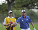 HONOLULU, HI - JANUARY 10:  Webb Simpson pulls a club on the 15th hole during the first round of the Sony Open in Hawaii at Waialae Country Club on January 10, 2013 in Honolulu, Hawaii. (Photo by Chris Condon/PGA TOUR)