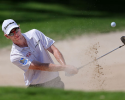 HONOLULU, HI - JANUARY 12:  David Hearn of Canada chips from the 15th hole bunker during the thrid round of the Sony Open in Hawaii at Waialae Country Club on January 12, 2013 in Honolulu, Hawaii.  (Photo by Christian Petersen/Getty Images)