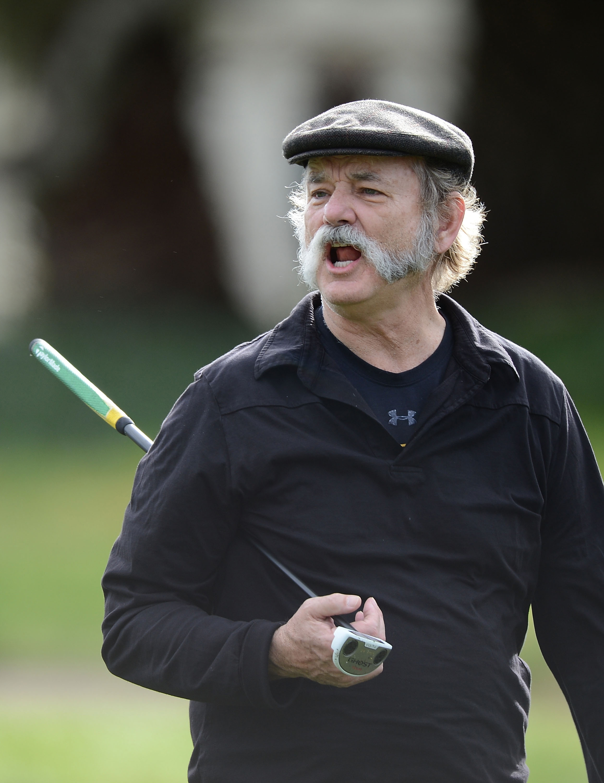 Young Bill Murray Mustache I need a proper hat fo...