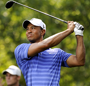 Tiger's the main attraction