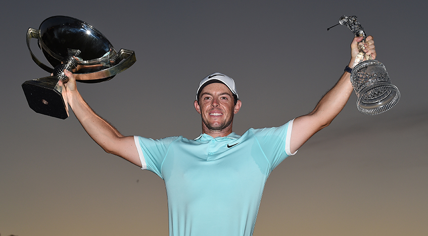 Rory Mcilroy  Tour Champions Final Round Highlights