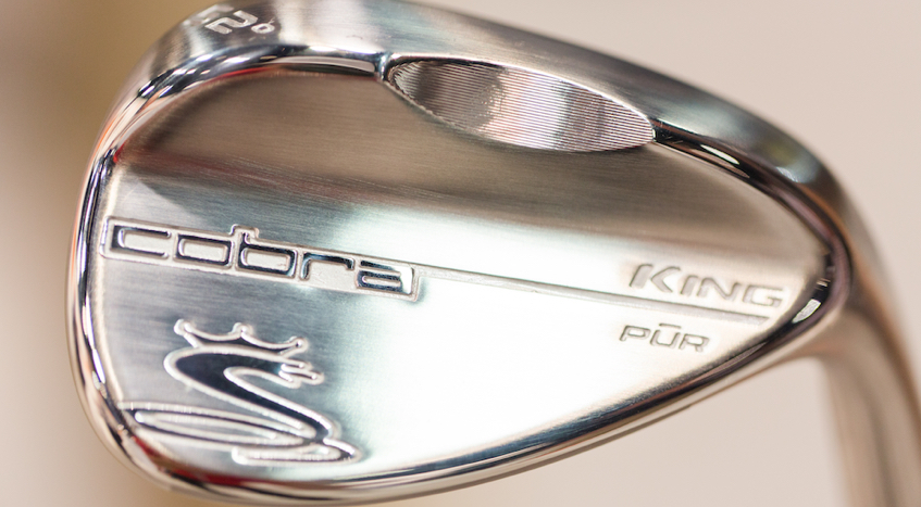cobra unveils new king pur wedge