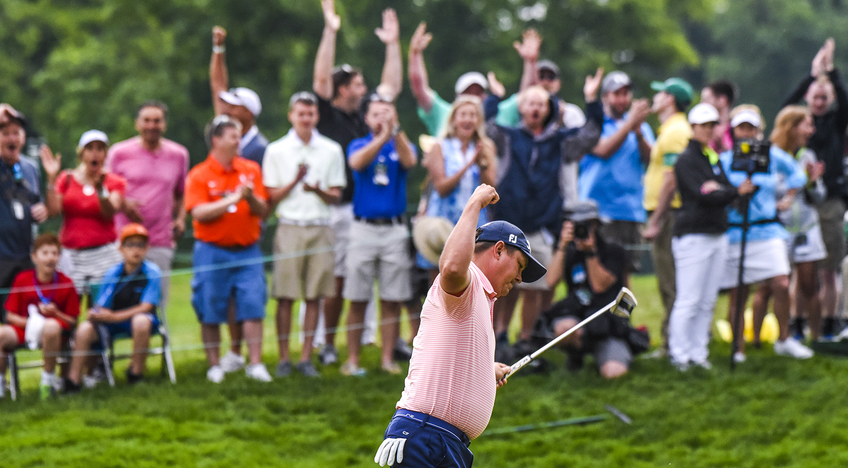 photo gallery  the memorial tournament  final round