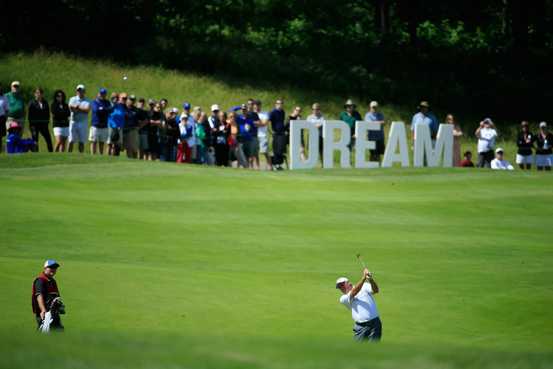 photo gallery american family insurance championship round 2