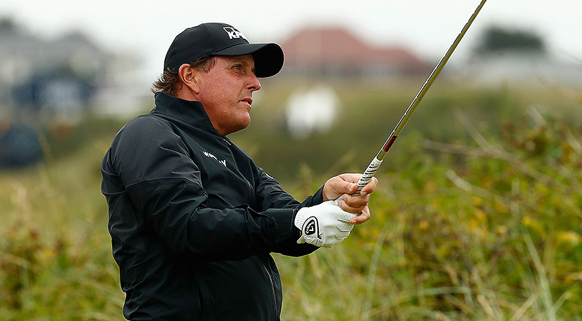 mickelson u0026 39 s made cut streak ends at 18