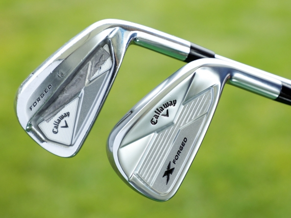 New Callaway X Forged Irons Debut In Japan