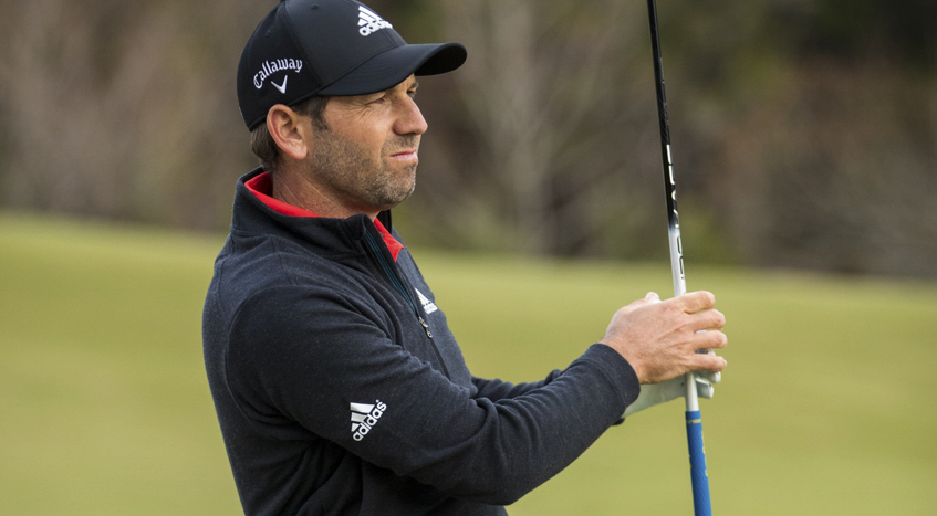 Sergio Garcia signs multi-year equipment deal with Callaway Golf