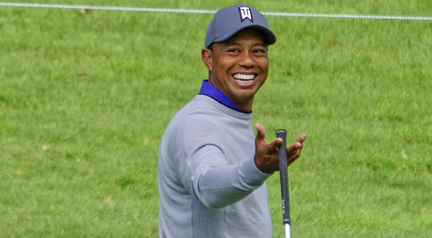 tiger woods is back at riviera  a course he u2019s never tamed