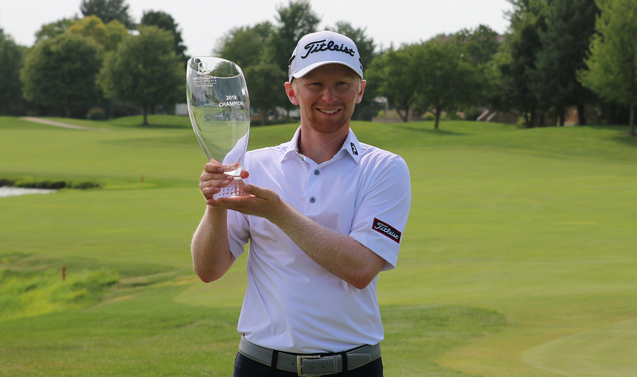 anders albertson earns maiden title at lincoln land