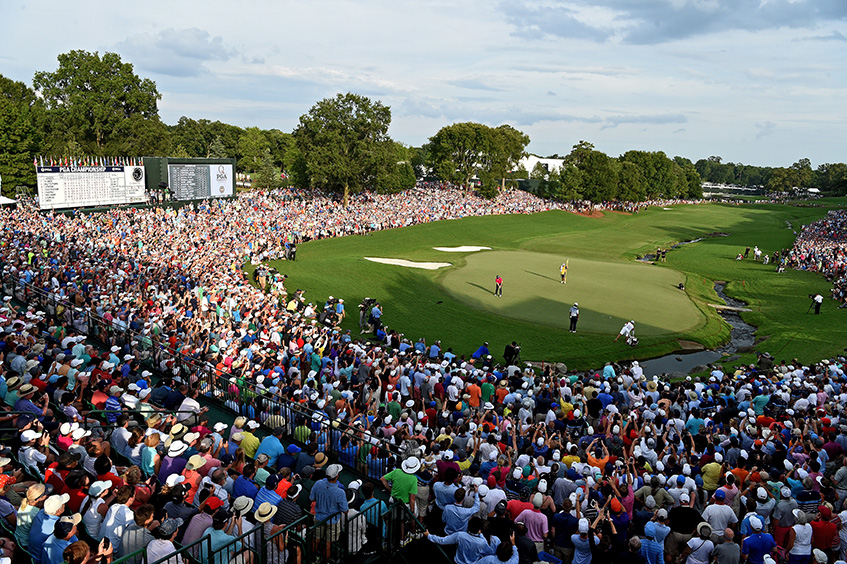 the first look  pga championship
