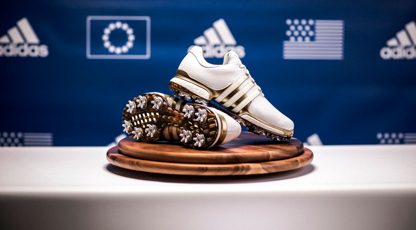 adidas golf creates a tour360 shoe for the ryder cup