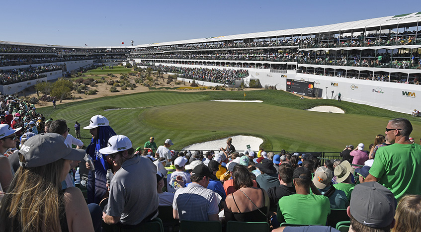 Waste Management Phoenix Open named 2018 Tournament of the Year