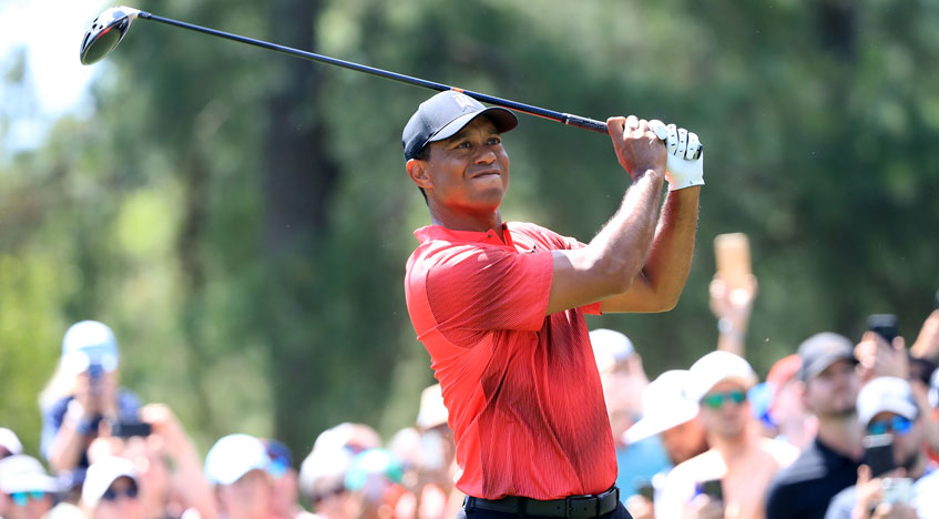 Woods to make 2019 debut at Farmers Insurance Open