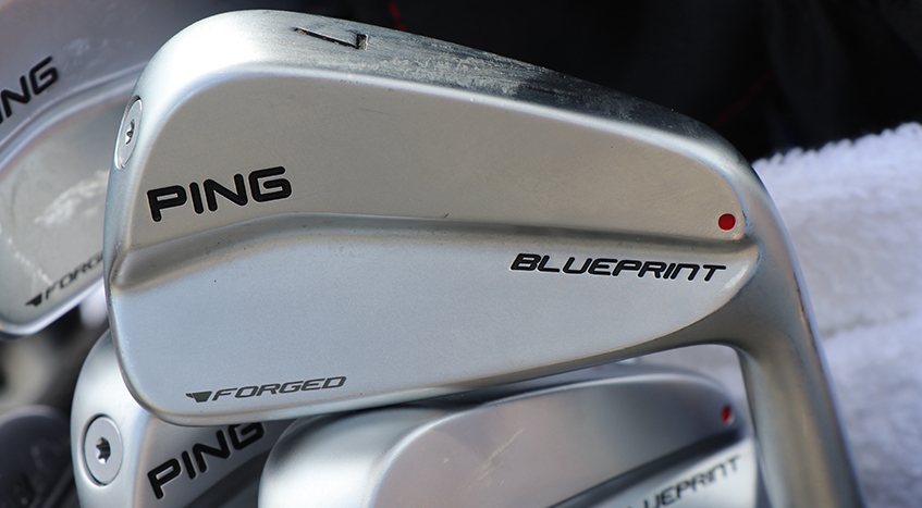 could the ping blueprint forged irons be coming to retail