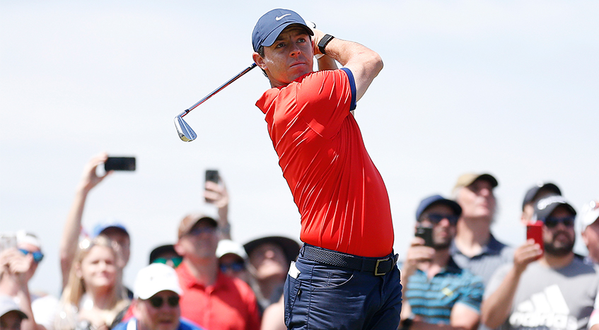 Monday Finish: McIlroy at height of powers in eye-popping win