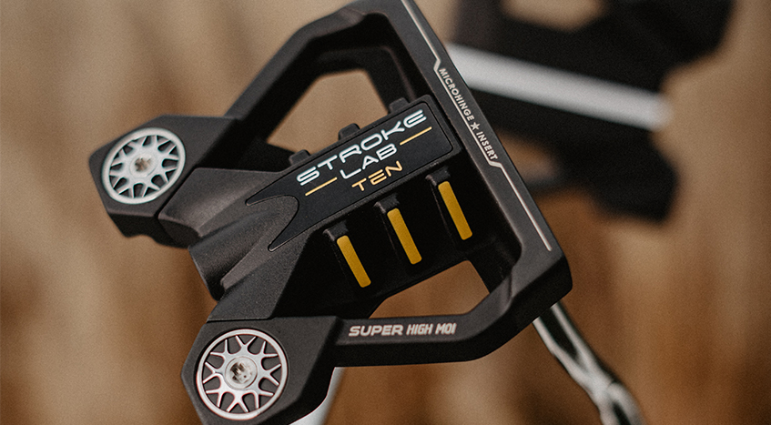 Odyssey announces retail launch of new Stroke Lab Ten, Bird of Prey putters