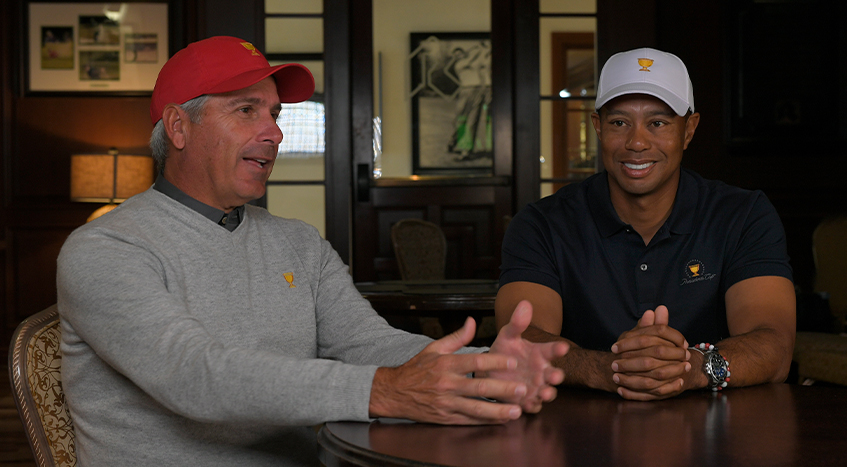Question marks remain for U.S. Presidents Cup Team