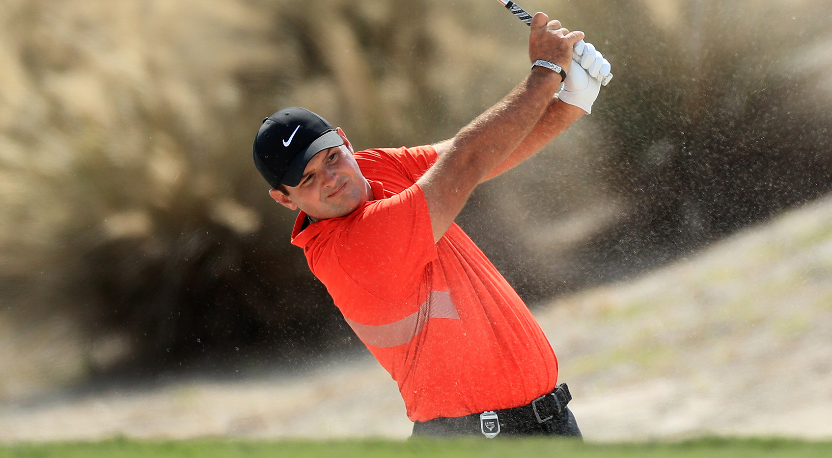 Reed leads Hero World Challenge after second-round 66