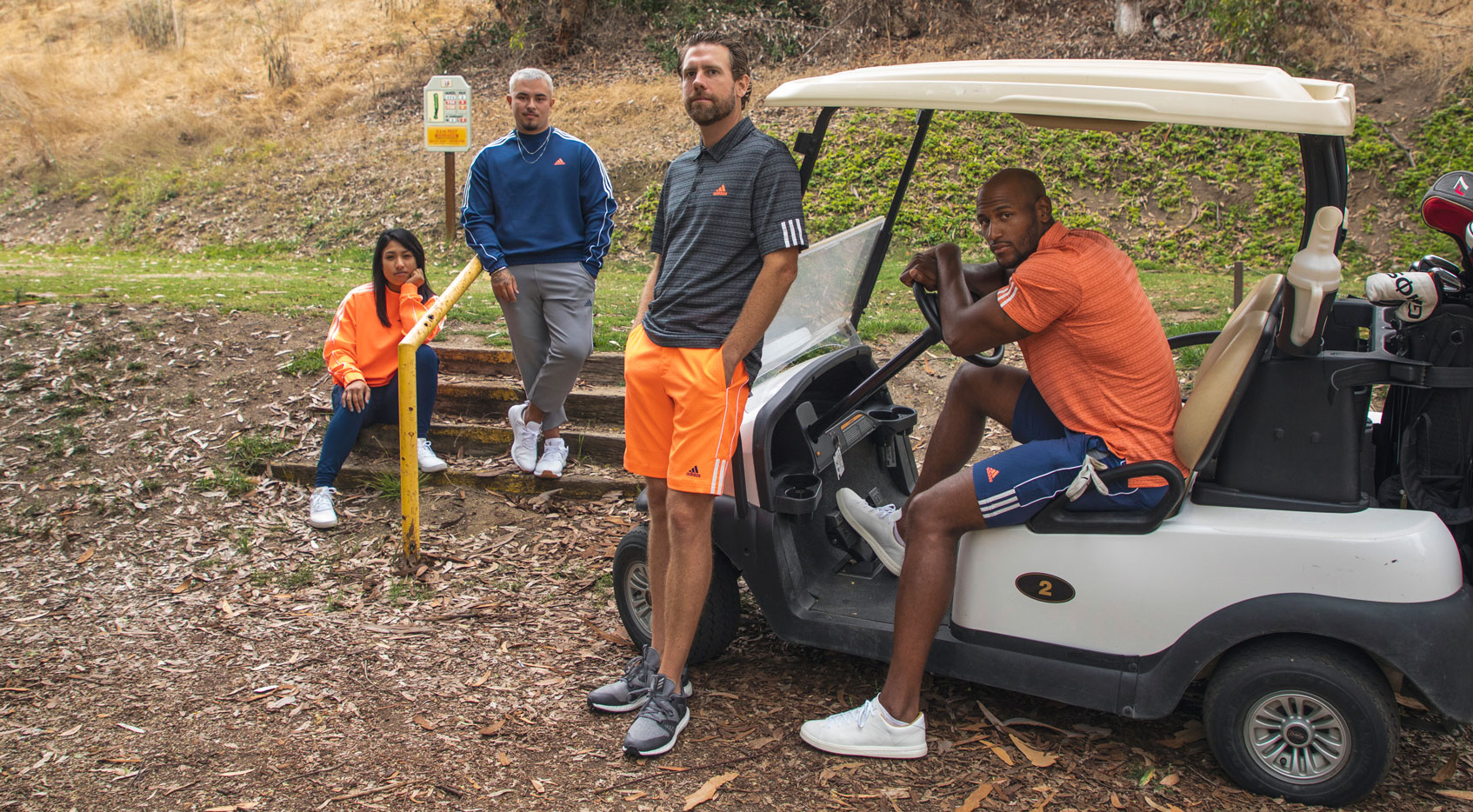 adidas Golf Goes Outside the Box with Collection 0