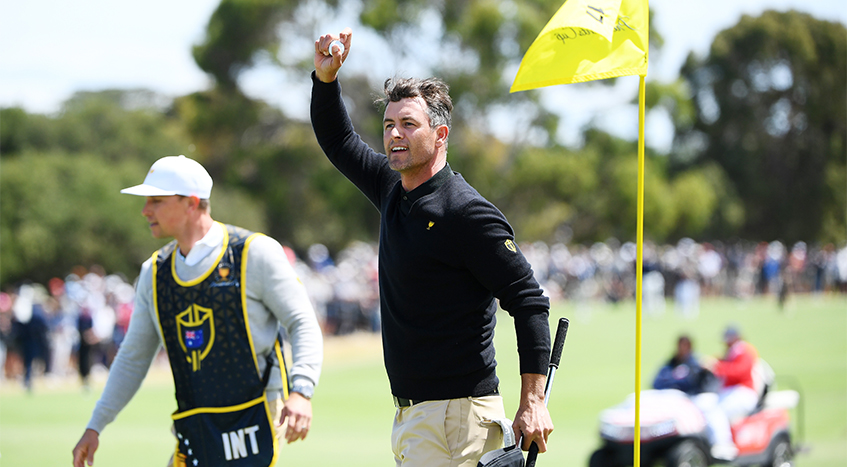 Presidents Cup: Day 1 match recaps