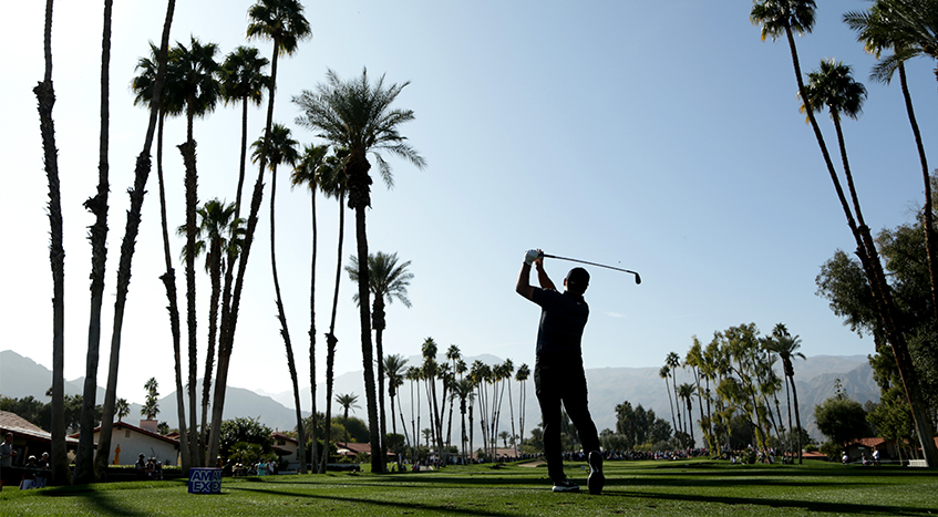 The American Express, Round 3: Leaderboard, tee times, TV times