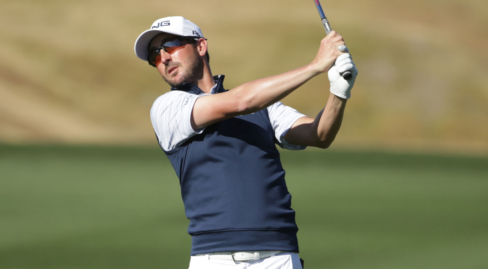 Landry, Scheffler ahead of the pack at The American Express