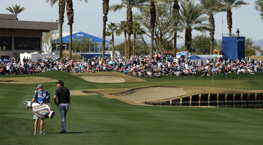 The American Express, Round 4: Leaderboard, tee times, TV times
