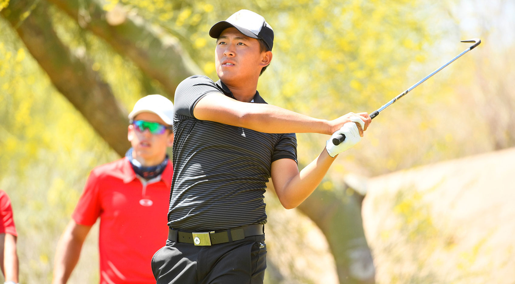 Chun An Kevin Yu S Learns To Trust Himself On The Course