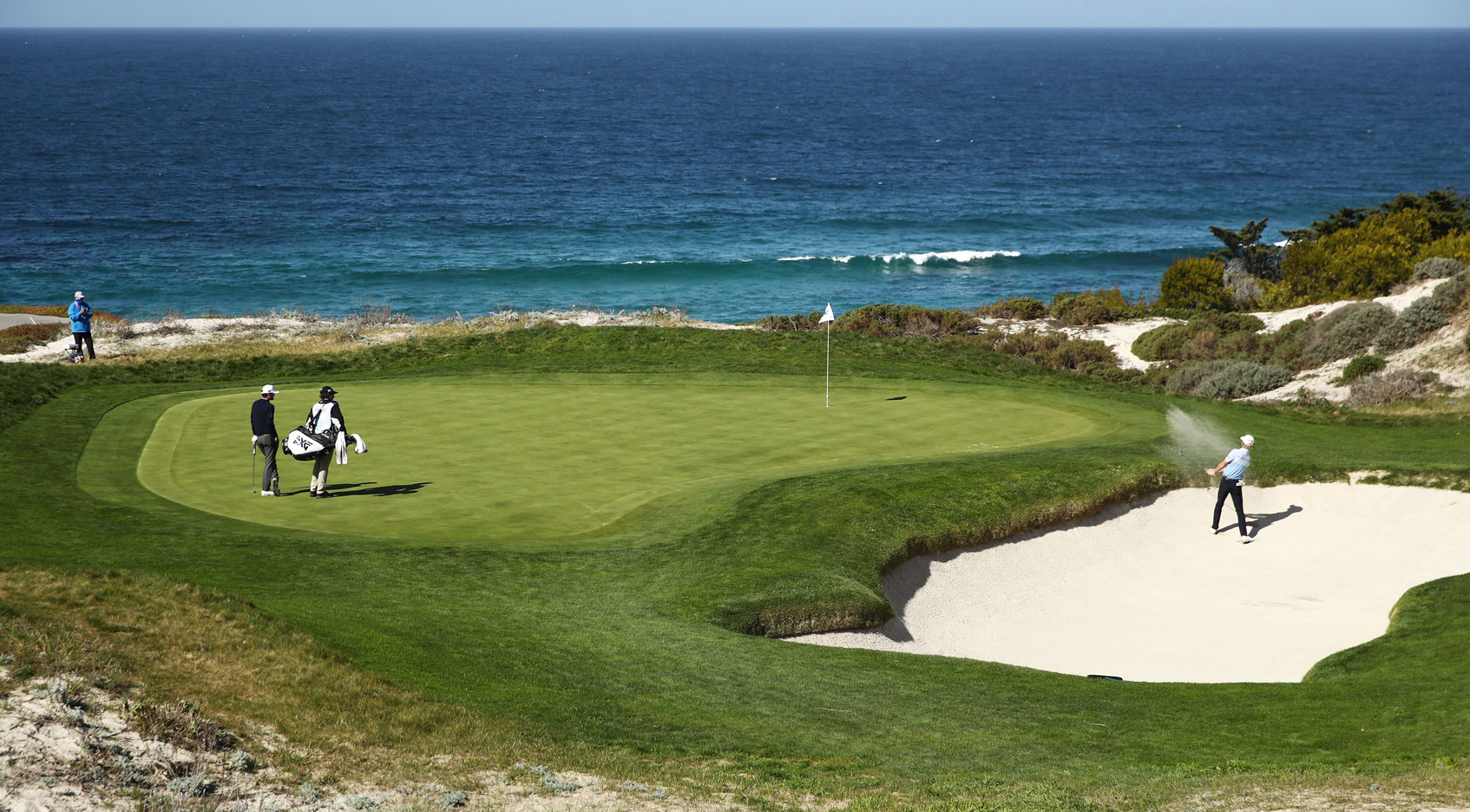 How to watch AT&T Pebble Beach Pro-Am, Round 4: Live scores, tee times, TV times