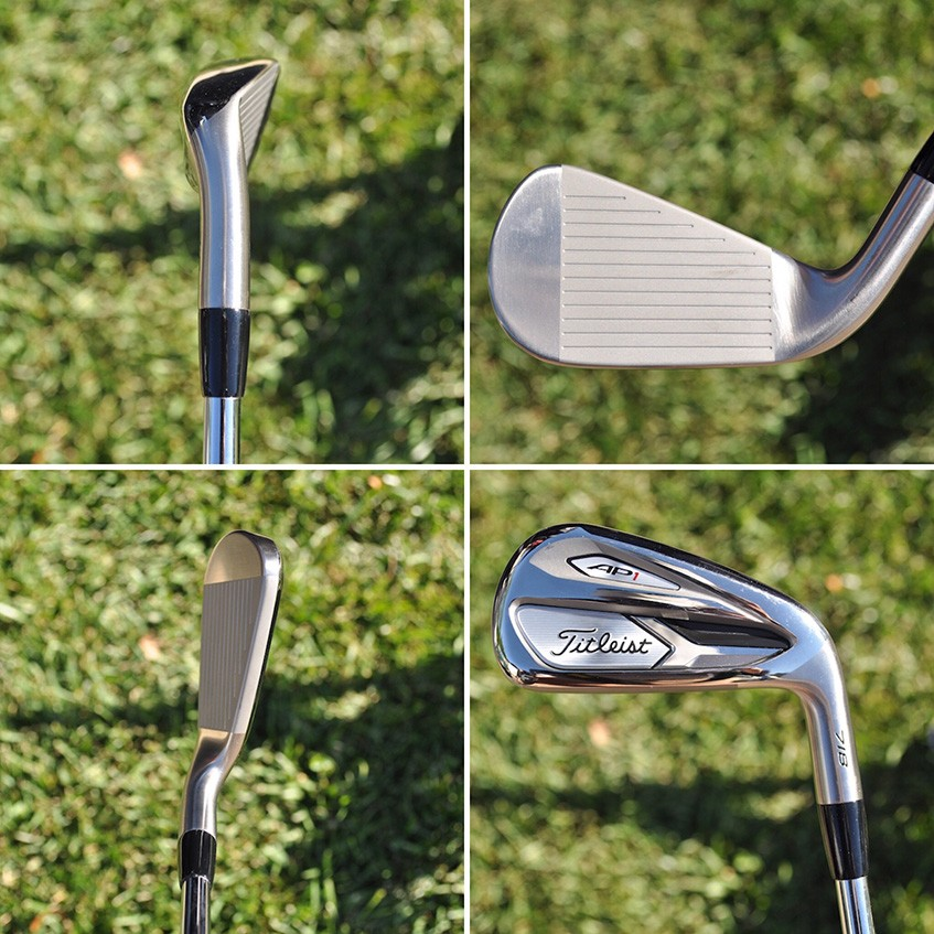 Titleist 718 Series AP1, AP2, AP3, CB, MB and T-MB irons