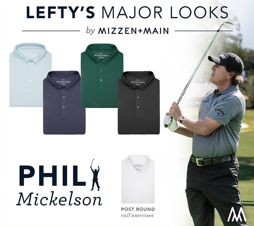 9ca426c30bb608 All of the custom gear and equipment for the 2019 Masters Tournament