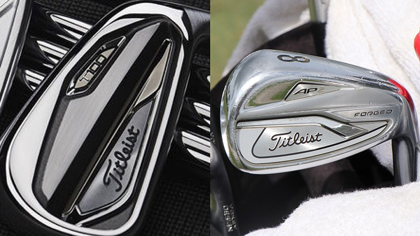 Titleist unveils new 620 MB, 620 CB and T100 irons at the 2019 U S  Open