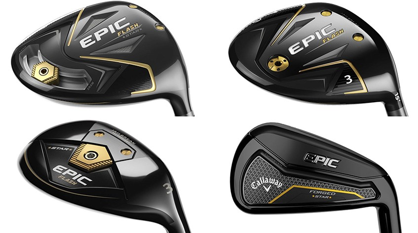 Callaway unveils new Epic Forged irons, Epic Flash Hybrids