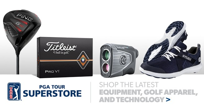 Shop PGA TOUR Superstore for the latest in golf equipment, apparel and technology.