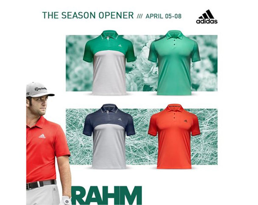a0d6cb688e38 Rahm enters as one of the young twenty-somethings looking to slip on the  Green Jacket. His script showcases the classic
