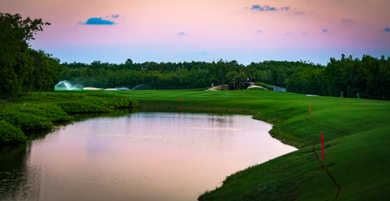 Quick look at the Mayakoba Golf Classic
